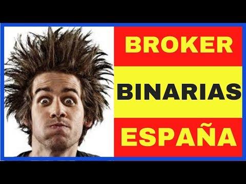 BROKER de OPCIONES BINARIAS para ESPAÑOLES 2019 ✅ Acepta Traders de EUROPA MIRA