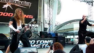 Die Apokalyptischen Reiter - Franz Weiss live @ 70000 tons of metal 2018