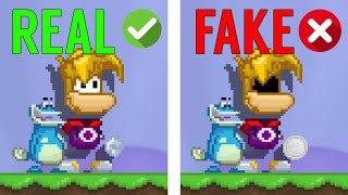 Growtopia - NEW SCAM RAYMAN SET [DANGEROUS] [ZoroNinja]