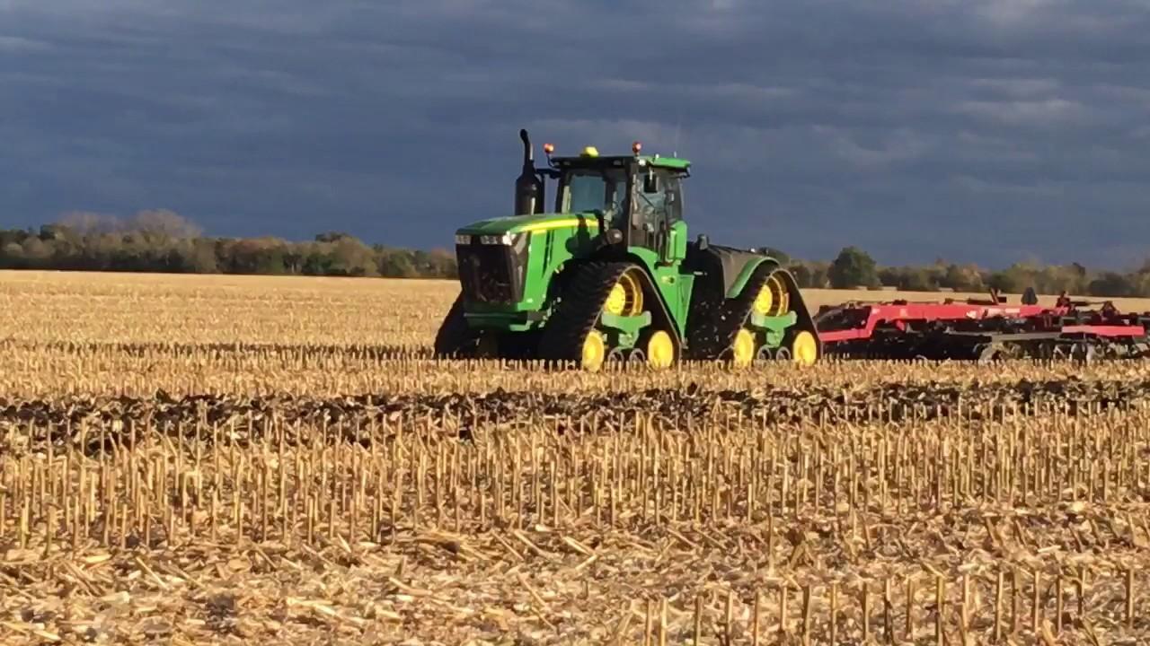 Larson Farms New Jd 9620 Rx Youtube