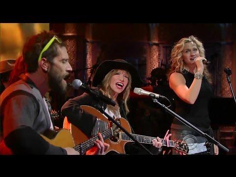 Carly Simon Live 2015 Mockingbird / I Can't Thank You Enough with Ben & Sally Taylor