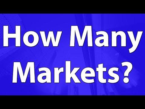 How Many Markets Should You Trade?