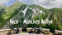 Nice - München - Rallye 2018