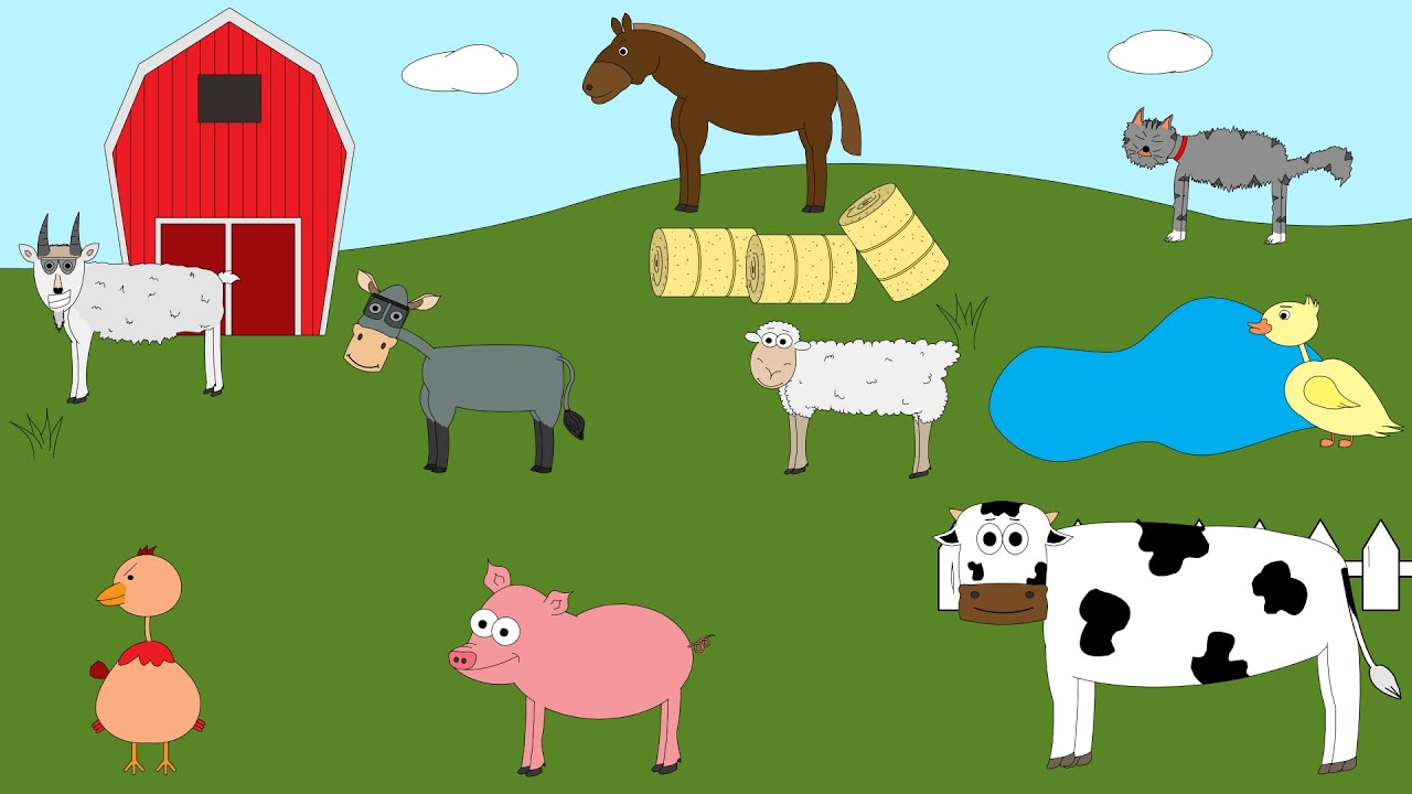 farm animals song
