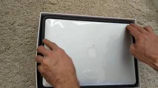 Розпакування Apple MacBooK Air 13 з алиэкспресс
