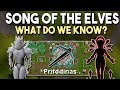 What Do We Know About The Elf City Of Prifddinas? Miningtodt, Crystal Armor And The Gauntlet [OSRS]