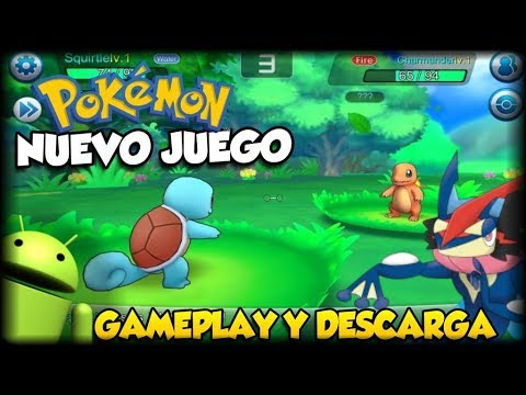 DESCARGA NUEVO JUEGO DE POKEMON PARA ANDROID – LEGEND OF MONSTERS APK – VS TRADUCIDO!  #Smartphone #Android