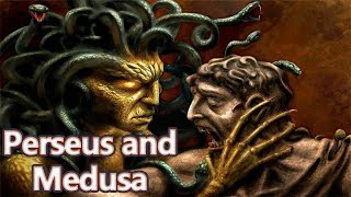 Medusa and Perseus The Adventures of Perseus Part 2 Greek Mythology Ep 14 See U in History