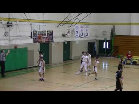 JV Basketball: El Modena vs. Buena Park 12/29/2016