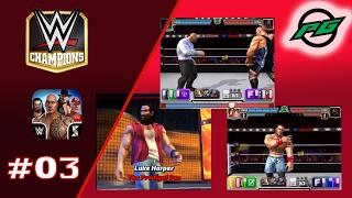WWE Champions E03 - Progression update