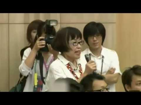 田嶋陽子「皆が北朝鮮に対してやってることは脅しと弱い者いじめ。国交回復すれば交流が自由になり拉致問題は早く解決する」