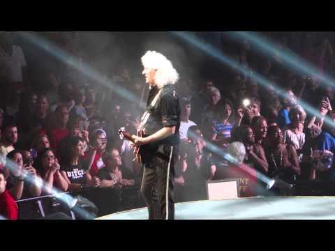 Queen + Adam Lambert WE WILL ROCK YOU / WE ARE THE CHAMPIONS Philadelphia (Philly)