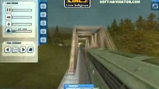 Railroad Lines Video Gameplay - Available for Free Download