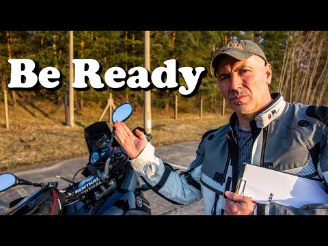 10 Tips To Prepare Any Motorcycle For Long Trips