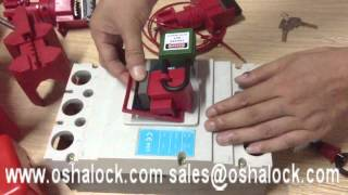 Safety Lockout Products Overview