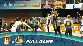 Bosna Royal Sarajevo v MHP RIESEN Ludwigsburg - Live 🔴  - Basketball Champions League 17-18 thumbnail