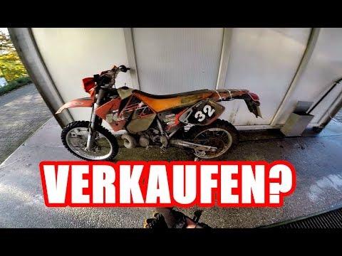 KTM EXC 250 VERKAUFEN? | BIKE WASH