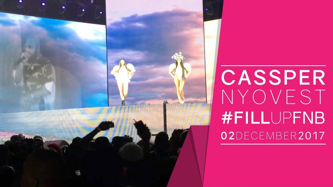 Download Cassper Nyovest - FillUpFNB | Destiny