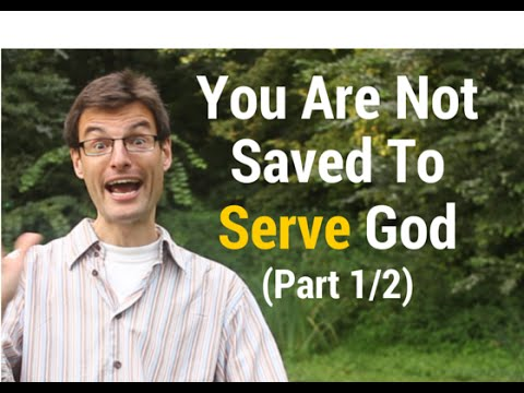 The Ultimate Purpose Of Your Salvation Revealed! (part 1/2)