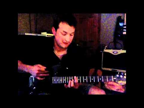 Burden In My Hand guitar lesson by Clint Stahler