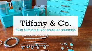 2020 Tiffany & Co. Collection- part 3: sterling silver bracelets
