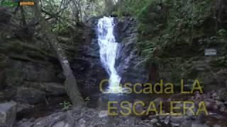 Cascada La Escalera