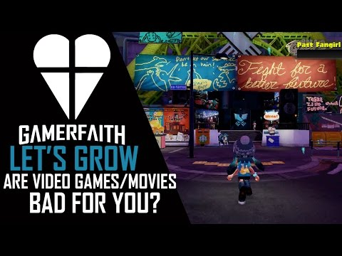 Should Christians Play Video Games? - Are Video Games And Movies Worldly Or Evil?