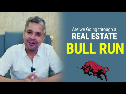 Are we Going through a Real Estate Bull Run? Discussion on Land Prices of Gurgaon