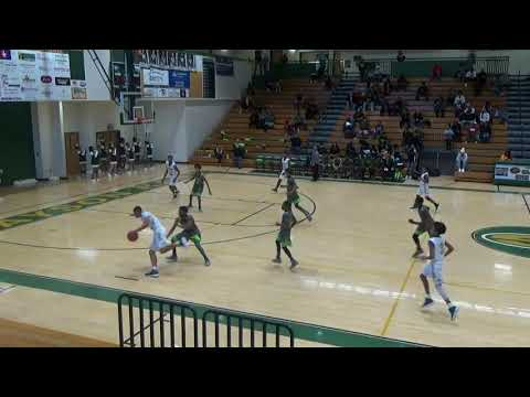 Couch Middle School vs Richards Middle School | Boys Basketball 2018