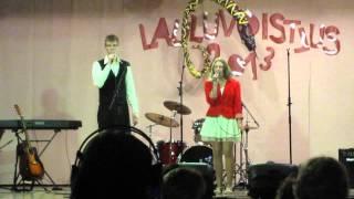 PKG Lauluvõistlus 2013 - Andreas ja Kristiina