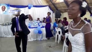 Zimbabwe Best Wedding Dance Ever, Maambira Wedding Dance  2017