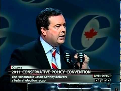 Jason Kenney Speech to CPC Convention