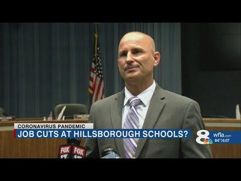 Hillsborough County Schools Brace For Potential Job Cuts