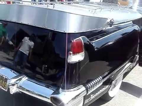 1956 Cadillac Flower Car Tradition Long Ago Youtube