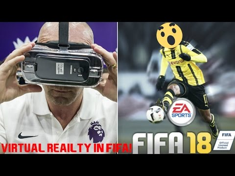 Could FIFA 18 Have VR Mode?!