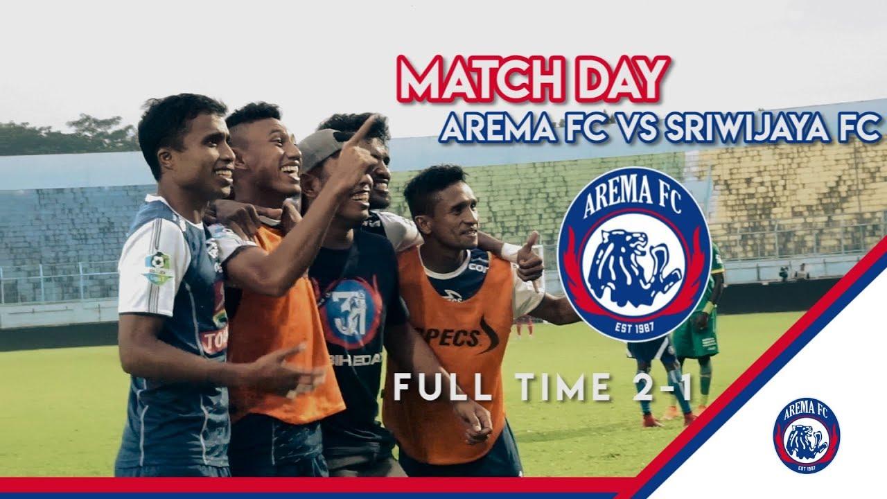 Arema Fc Vs Sriwijaya Fc Last Match Day Pekan