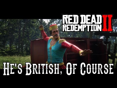 Red Dead Redemption 2 - He's British, Of Course thumbnail
