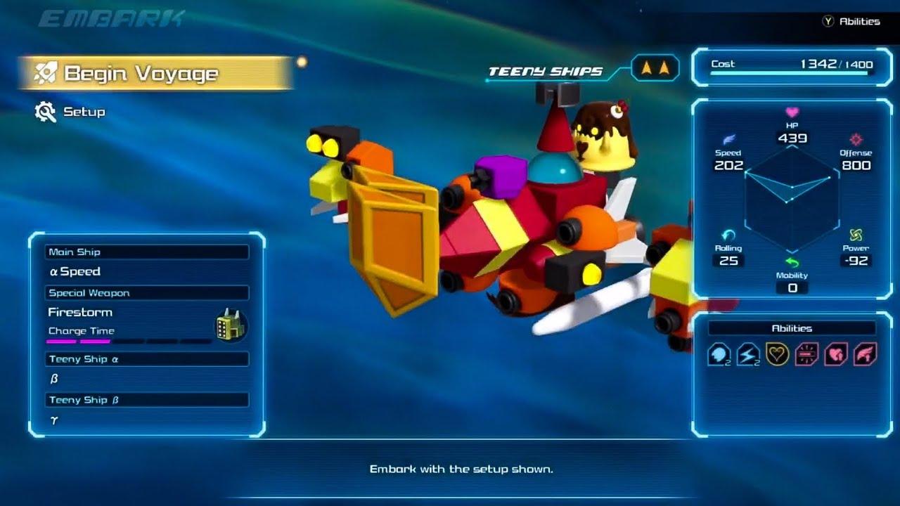 Kingdom Hearts 3 | Gummi Ship | World Map | LEAKED GAMEPLAY