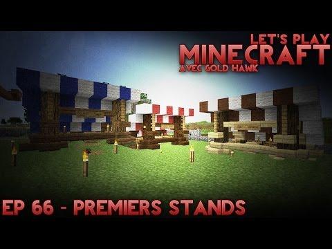 Minecraft SSP - #66 - Premiers Stands