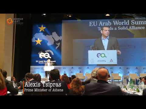 EU Arab World Summit Conference