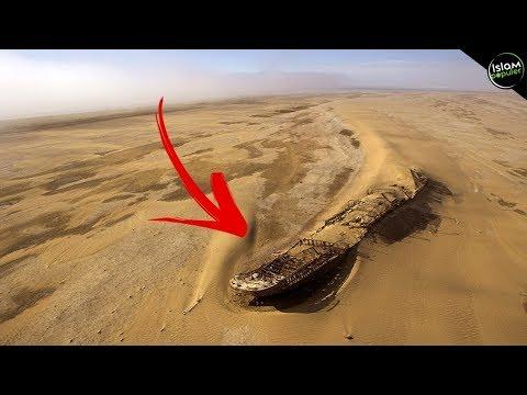 Kapal NABI NUH Ditemukan, Ilmuwan SYOK Lihat Isinya!