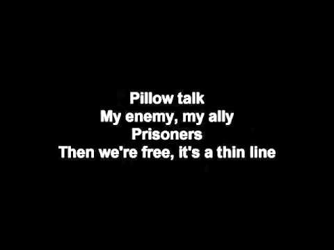 ZAYN -  PILLOWTALK - Lyrics