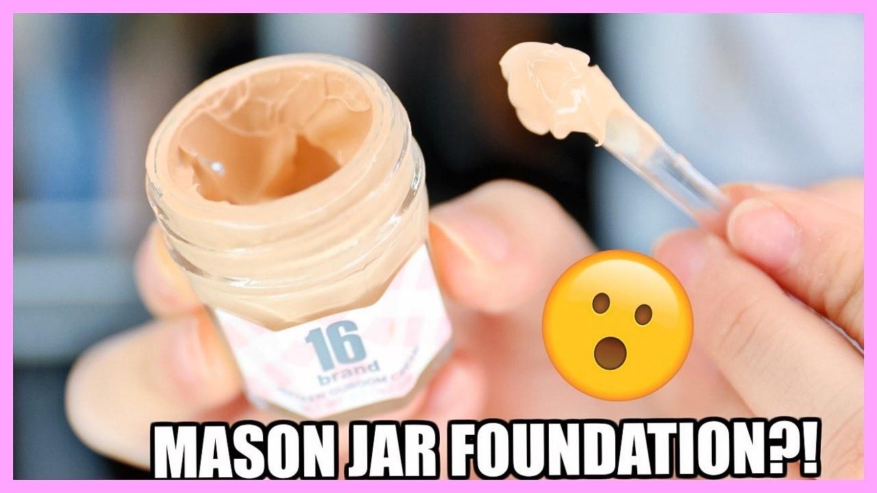 mason-jar-foundation-fuego-or-no-puedo