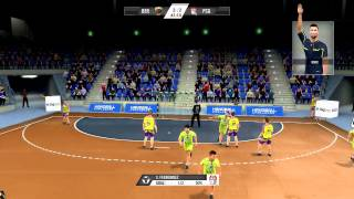 IHF Handball Challenge 14 Gameplay (PC)