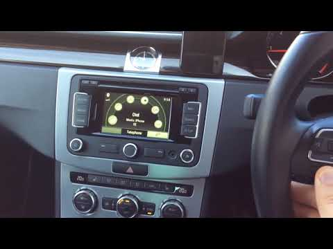 RNS 315 Voice Commands enable - UK Car  (VW CC, VW Passat, Other VAG)