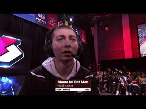NBA 2K League   FULL Highlights: Blazer5 Gaming vs. Warriors Gaming Squad (Week 6)