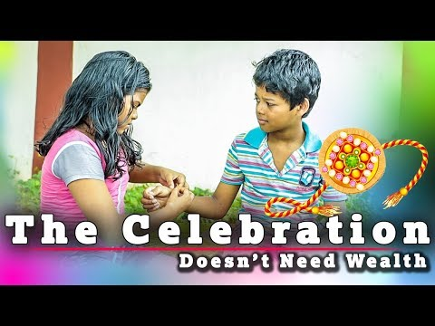 The Celebration Doesn't Need Wealth
