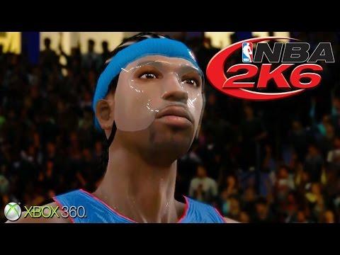 NBA 2K6 - Gameplay Xbox 360 (Release Date 2005)