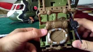 toys r us true heroes sentinel 1 military freedom force helicopter and jeep review