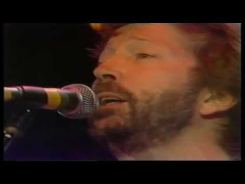 Dire Straits - Wonderful Tonight (with Eric Clapton) (Live @ Wembley Arena, 1988) HD